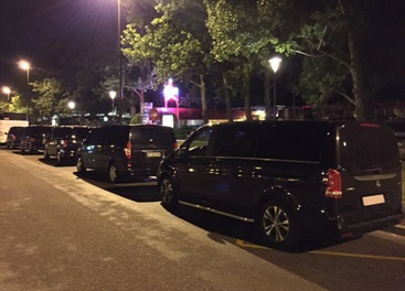 Diplomatic Chauffeur Services Budapest